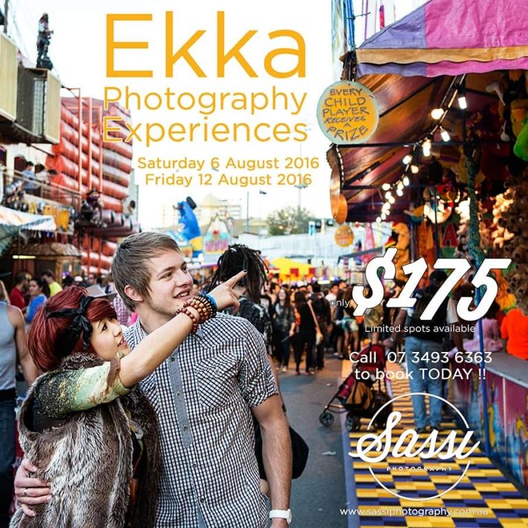 Ekka 2016 offer