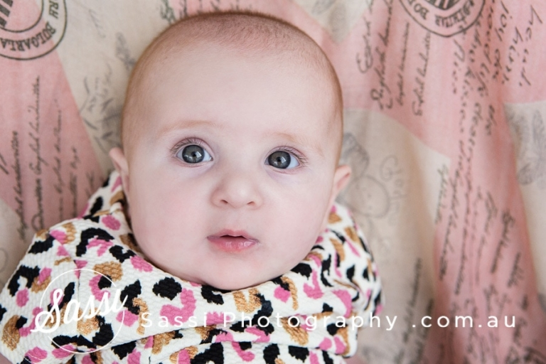 Baby Photographer East Brisbane