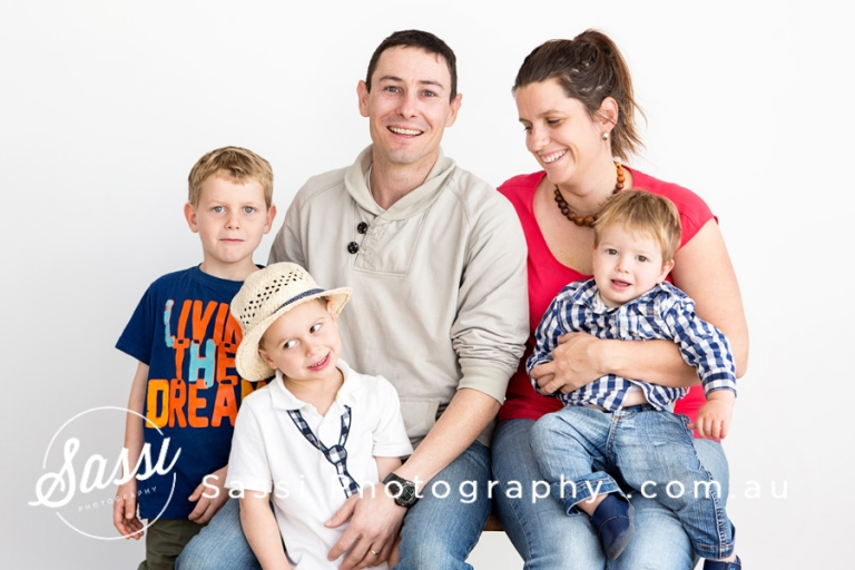 East Brisbane Family Photographer