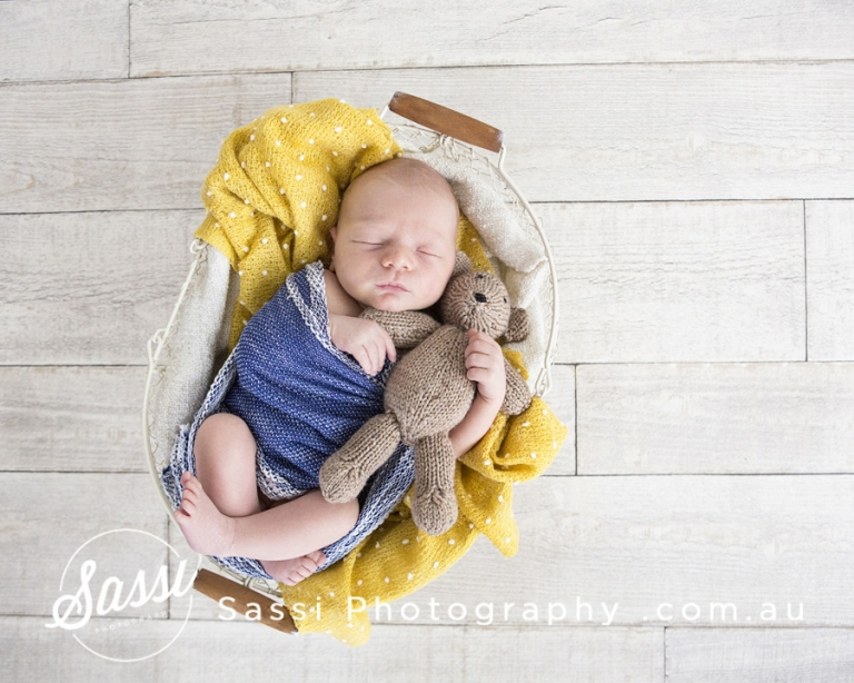 Brisbane Newborn Photographer_louie